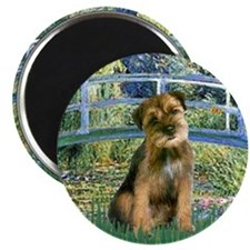 "Bridge / Border Terrier 2.25"" Magnet (10 pack)"
