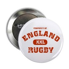 """England Rugby"" 2.25"" Button (100 pack)"