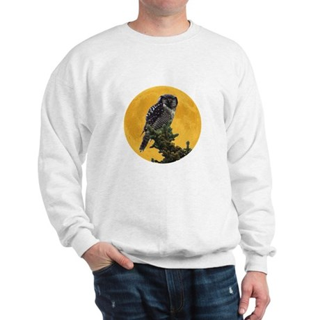 Owl and Moon Sweatshirt