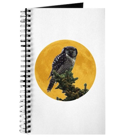 Owl and Moon Journal