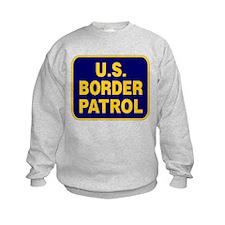 U.S. BORDER PATROL Sweatshirt