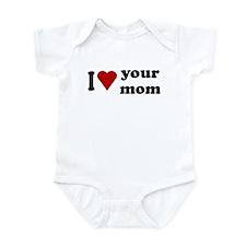 I Love Your Mom Onesie