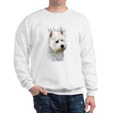 Westie Dad2 Sweatshirt