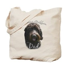 Griffon Dad2 Tote Bag