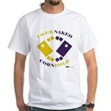 Co-Ed Naked Cornhole Shirt