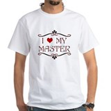 'I Love My Master' Shirt