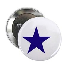 "Dallas Star 2.25"" Button (100 pack)"