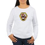 OCTD Police Officer Women's Long Sleeve T-Shirt