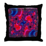 Fractal S~06 Throw Pillow (18
