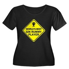 Gin Rummy Player T