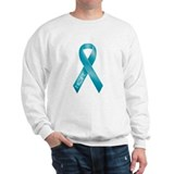 Teal Ribbon Sweatshirt