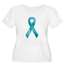 Teal Ribbon T-Shirt