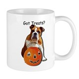 """Got Treats?"" Halloween Mug"