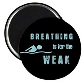 Swim 2.25&quot; Round Magnet (10 pack)