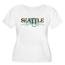 Seattle WA Grunge T-Shirt