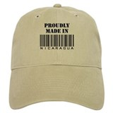 Made in Nicaragua Baseball Cap