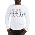 OMGWTFBBQ Long Sleeve T-Shirt