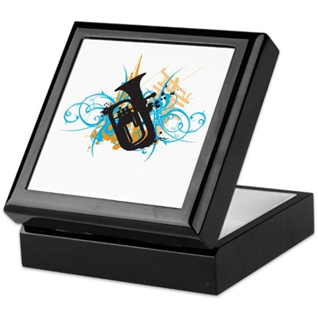 Urban Baritone Keepsake Box