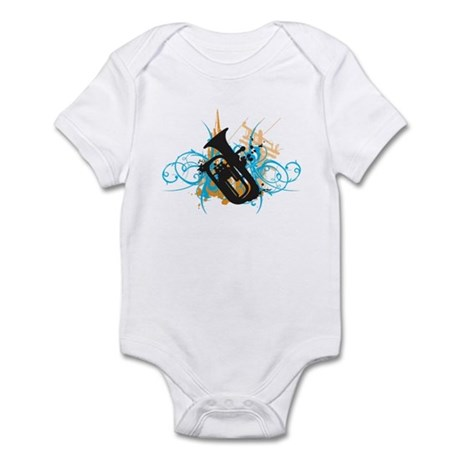 Urban Baritone Infant Bodysuit