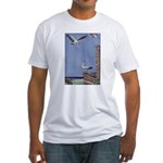 Storks Fitted T-Shirt