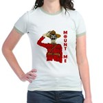 Mount Me Jr. Ringer T-Shirt
