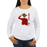 Mount Me Women's Long Sleeve T-Shirt