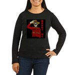 Mount Me Women's Long Sleeve Dark T-Shirt