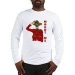 Mount Me Long Sleeve T-Shirt