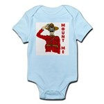 Mount Me Infant Bodysuit