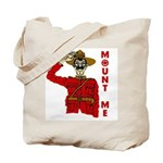 Mount Me Tote Bag