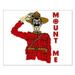Mount Me Small Poster