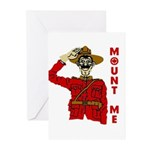 Mount Me Greeting Cards (Pk of 10)
