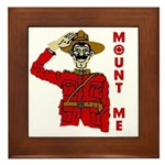 Mount Me Framed Tile