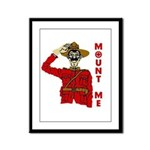 Mount Me Framed Panel Print