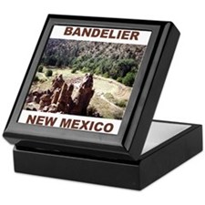 BANDELIER, NEW MEXICO Keepsake Box