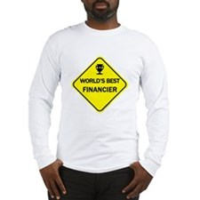 Financier Long Sleeve T-Shirt