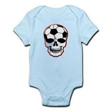 Soccer Head Infant Bodysuit