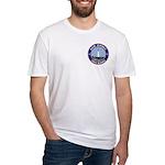 New Jersey Freemason Fitted T-Shirt