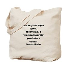 Unique Funny swim quote Tote Bag