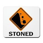 Stoned Mousepad