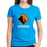 Stoned Women's Dark T-Shirt