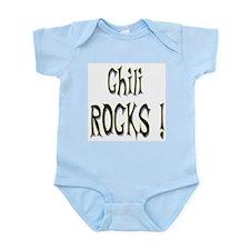 Chili Rocks ! Infant Bodysuit