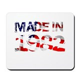 Made In USA 1982 Mousepad