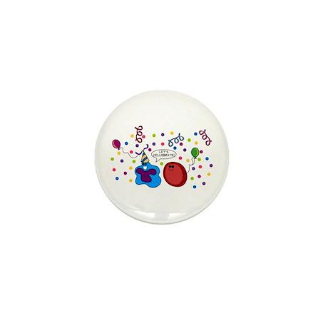 Let's Cellebrate Mini Button (10 pack)