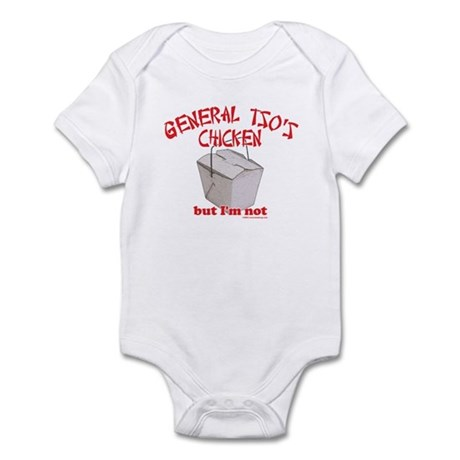 General Tso Infant Bodysuit