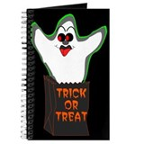 Trick-or-Treat Ghost Journal