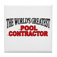 """The World's Greatest Pool Contractor"" Tile Coaste"