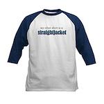 Straightjacket Kids Baseball Jersey