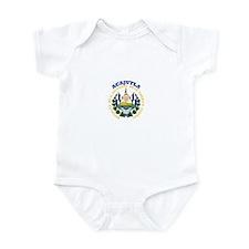 Acajutla, El Salvador Infant Bodysuit
