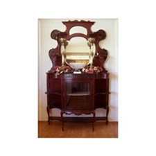 Antique Furniture~Etagere~LilyKo.com Rectangle Mag